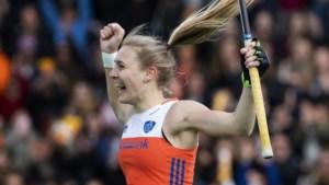 Hockeyster Kyra Fortuin scoort in Argentinië voor winnend Oranje