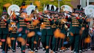 Edelweiss zet jubileum luister bij met grote taptoe in Heerlen