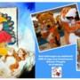 Carnavalsposter en -schilderij Miriam Vleugels voor KiKa
