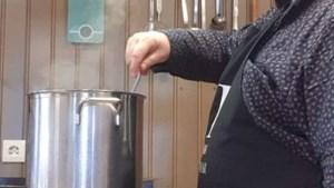 250 liter soep voor goed doel