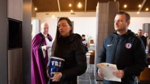 Laatste wens Fernando Ricksen: urn bijgezet in Sittard