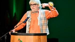 Video: Theo Nellen uit Heide met de buut 'Frits Rits de kleermaker'