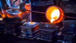 Het gieten van staal en ijzer kan kanker veroorzaken