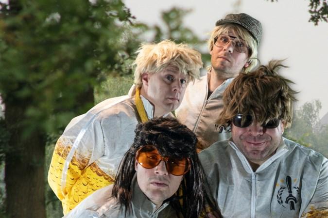 Ex-punkers geven carnaval in Zaerum nieuwe impuls