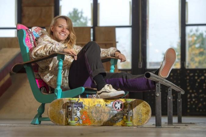 Candy Jacobs uit Tegelen naar Olympische Spelen: 'Skateboarden heeft mijn leven gered'