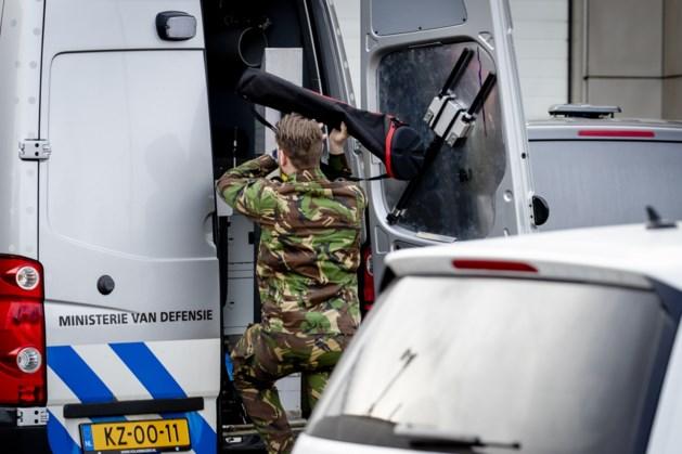 Verdacht postpakket bij bedrijfspand in Utrecht