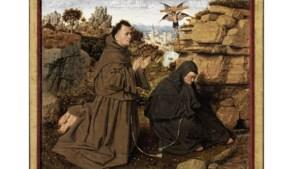 De adembenemend geschilderde illusies van Jan van Eyck