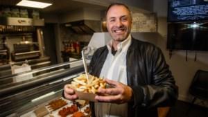 Deze Belg gaat al 32 jaar elke dag naar de frituur: 'Een medium friet met een vleesje'