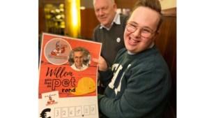 Willem gaat met de pet rond: al ruim 3000 euro voor Roeije Kruutsbal
