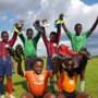 Tweede leven voor voetbalschoenen in Afrika
