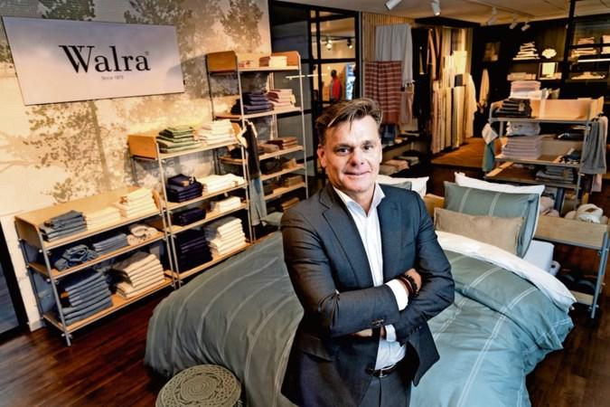 Vespo uit Eindhoven wil befaamd Walra verder laten groeien met nieuwe lijn van gerecycled katoen