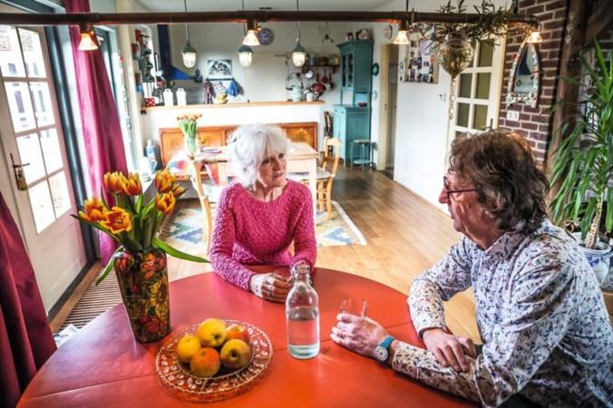 José en René wonen in Meerlo in een kleurrijk Pippi-huis: 'Welkom in ons paradijs'