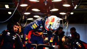 Verstappen mag los op eerste testdag Formule 1 in Barcelona