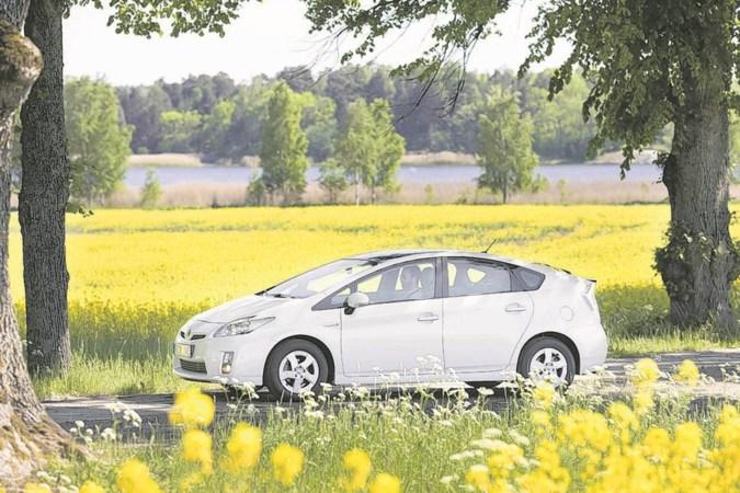 Waarschuwing: 'bendes' hebben het voorzien op katalysator Toyota Prius