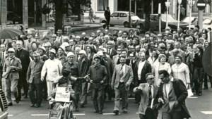 Heerlen vernoemt pad naar legendarische vakbondsleider Hub Cobben