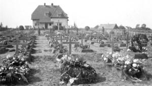 Duitsers en geallieerden werden tijdelijk gemengd begraven in Venlo