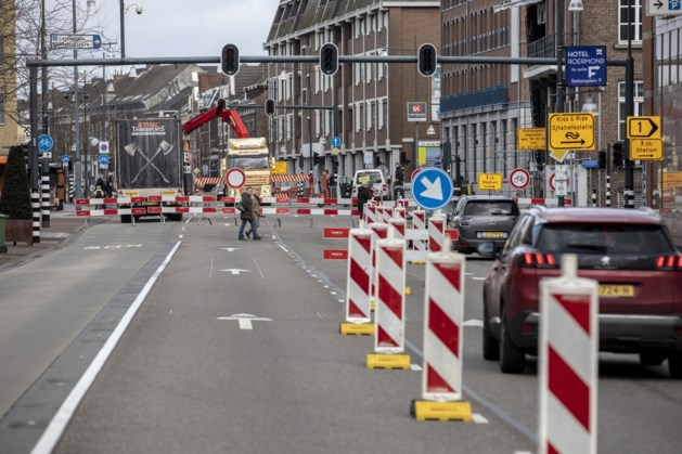 Voorbereiding carnavalsevenementen Roermond gestart; Godsweerdersingel afgesloten