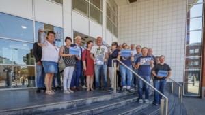 Opluchting en bezorgdheid over toekomst na vertrek recycler uit Brunssum