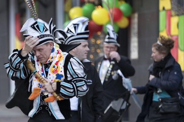 Carnavalszondag: 'Stevige wind, maar niet extreem'