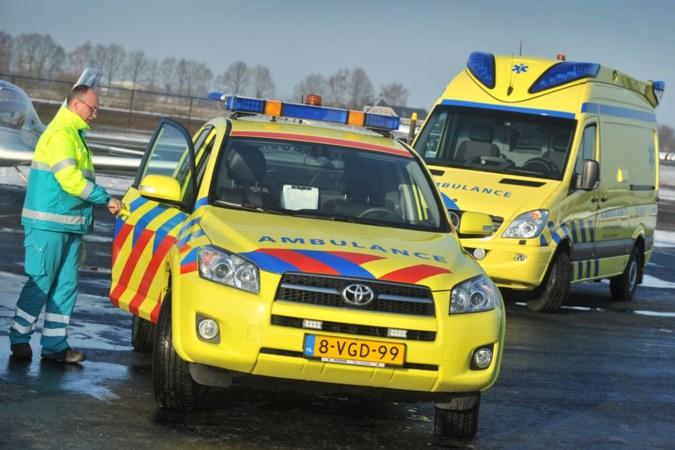 Proef: ambulancemedewerker naar hulpvraag vanuit verpleeghuis