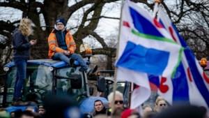 Duizenden mensen bij protest boeren Den Haag