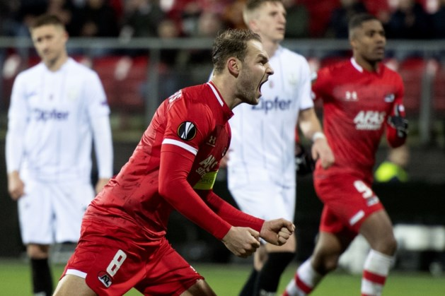AZ in Europa League in slotfase naast LASK Linz