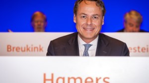 ING-topman Ralph Hamers naar Zwitserse bank UBS