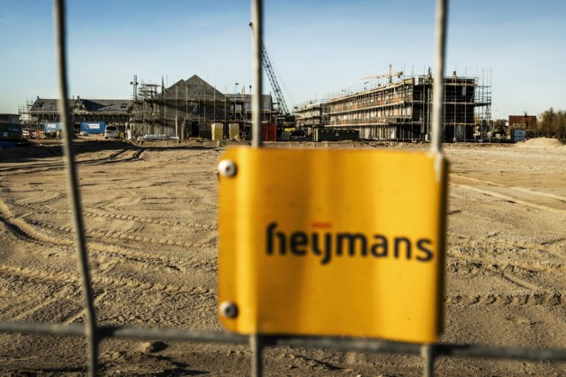 Bouwer Heijmans ziet vertraging op markt voor grote bouwprojecten