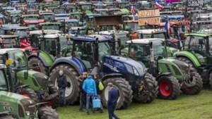 Negen aanhoudingen en 106 bekeuringen bij boerenprotest