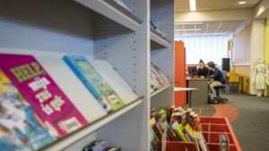 College Venray: bibliotheek naar pand Albert Heijn