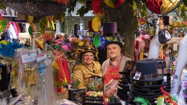 Gigantische feestwinkel vestigt zich in winkelcentrum Makado