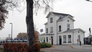 Bomen bij station Horst-Sevenum gekapt