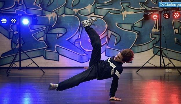 Video: Lorenzo Caboni: 'Breakdance op de Spelen is goed, maar het moet wel een beetje urban blijven'