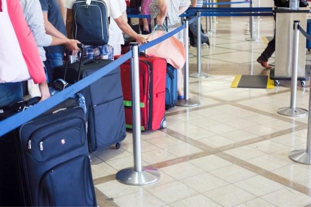 Lange wachttijden dreigen op vliegveld Zaventem door acties