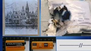 Lokale omroep speurt tekenaar 'bombriefzakjes' op