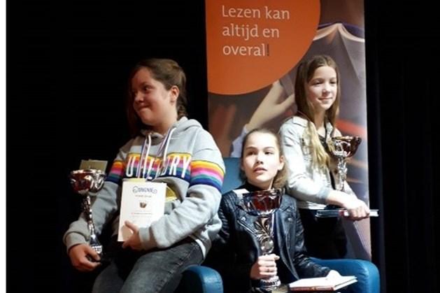 Voorleeskampioenen naar provinciale finale in Roermond