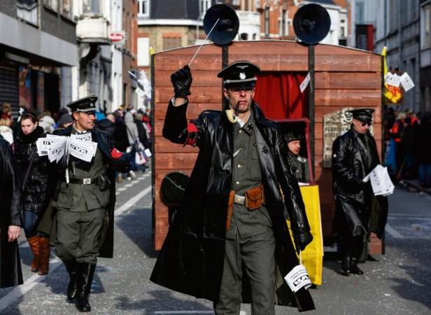 Carnaval in Aalst:  'Dit is geen racisme!  Dit is spot en satire'