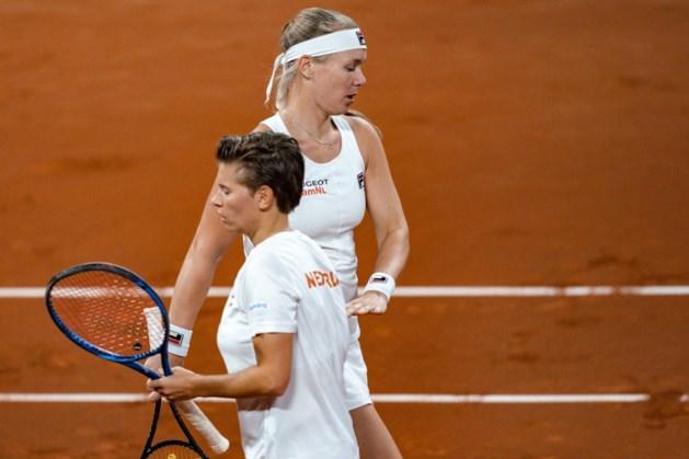Tennissters in Fed Cup naar Den Bosch