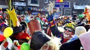Carnaval wordt nat en winderig maar storm blijft uit