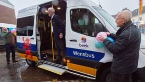 Wensbus Beek en WOP de Carmel maken kans op een publieksprijs