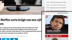 Nepadvertenties over 'dood' John de Mol op nieuwssites