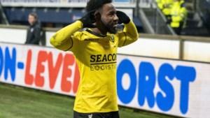 Kenners verdeeld over VVV-spits Yeboah: 'Hij kan echt niet altijd basisspeler zijn'