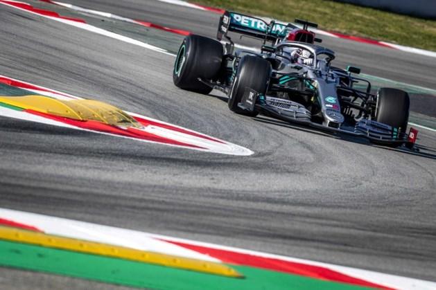 TERUGLEZEN | Mercedes maakt indruk met toptijden, Giovinazzi maakt meeste kilometers