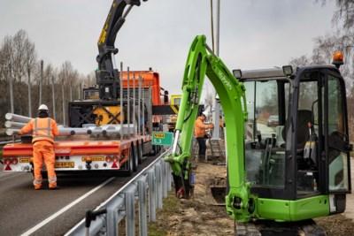 Voet van het gas: eind dit jaar trajectcontrole op vier provinciale wegen in Limburg