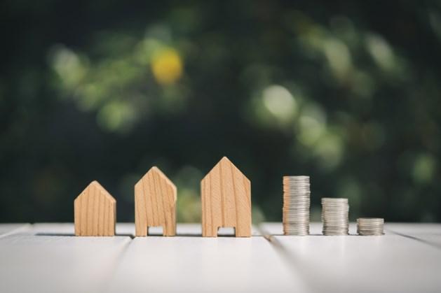 Huizenprijzen stijgen iets minder hard