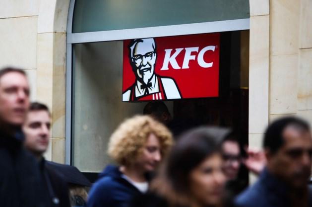 Fastfoodketen KFC gooit bergen eten weg