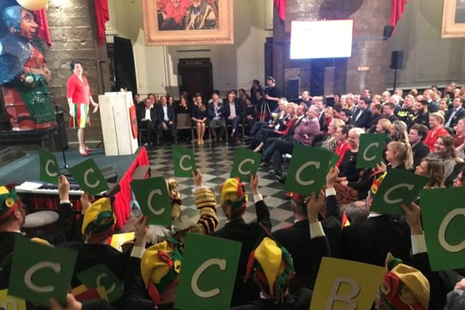 Penn 'toekt' flink terug bij 'machseuverdrach' in Maastricht