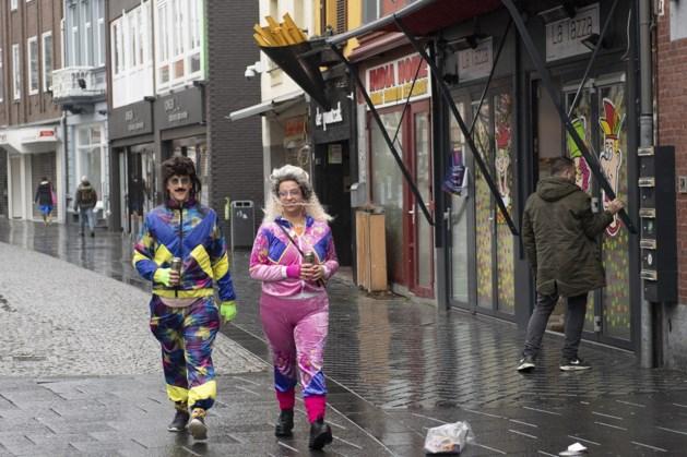 Extreme wind nooit eerder spelbreker op carnavalszondag