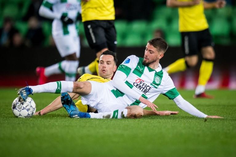 Mirakelse zege van VVV in Groningen, Darfalou matchwinner