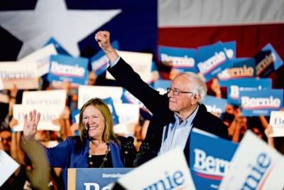 Bernie Sanders kan macht grijpen bij Democraten